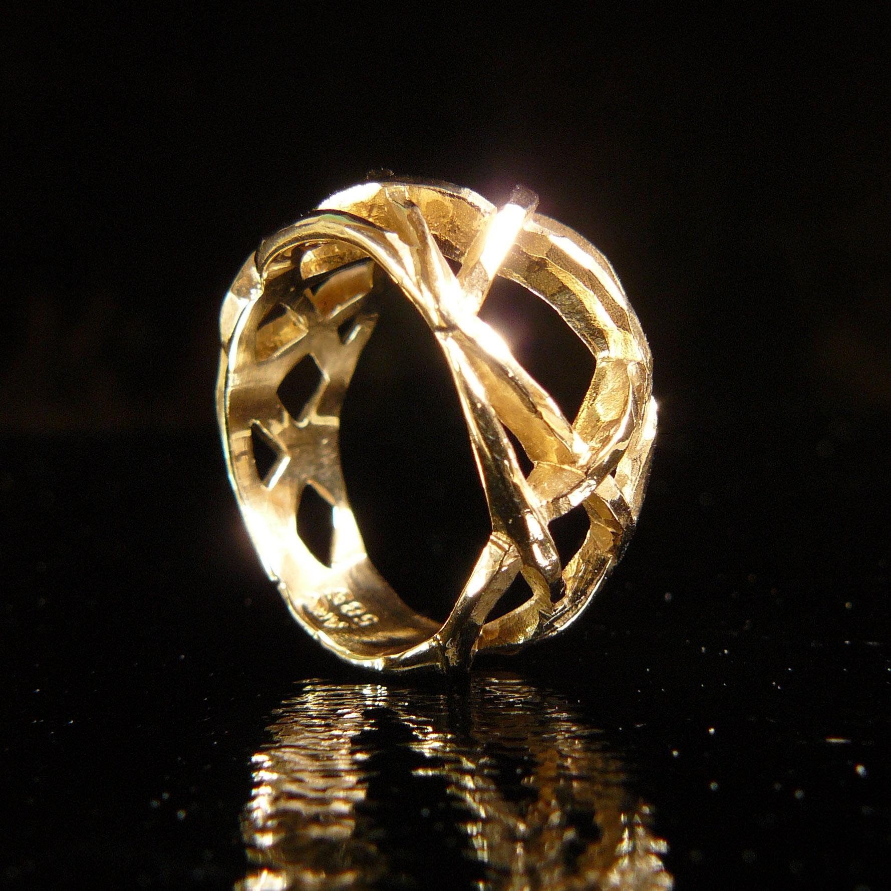 Ørkenrose Ring