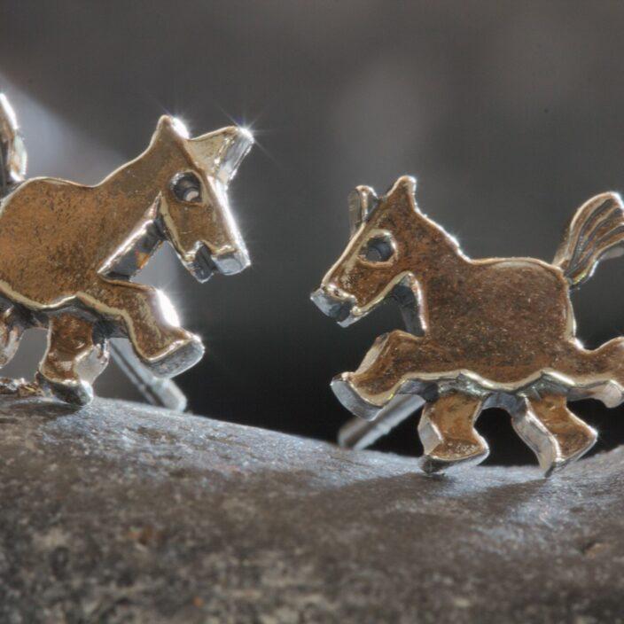Hesteørestikker 925s
