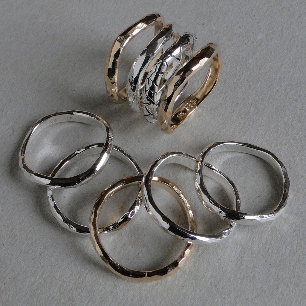 Smal slynget ring 5