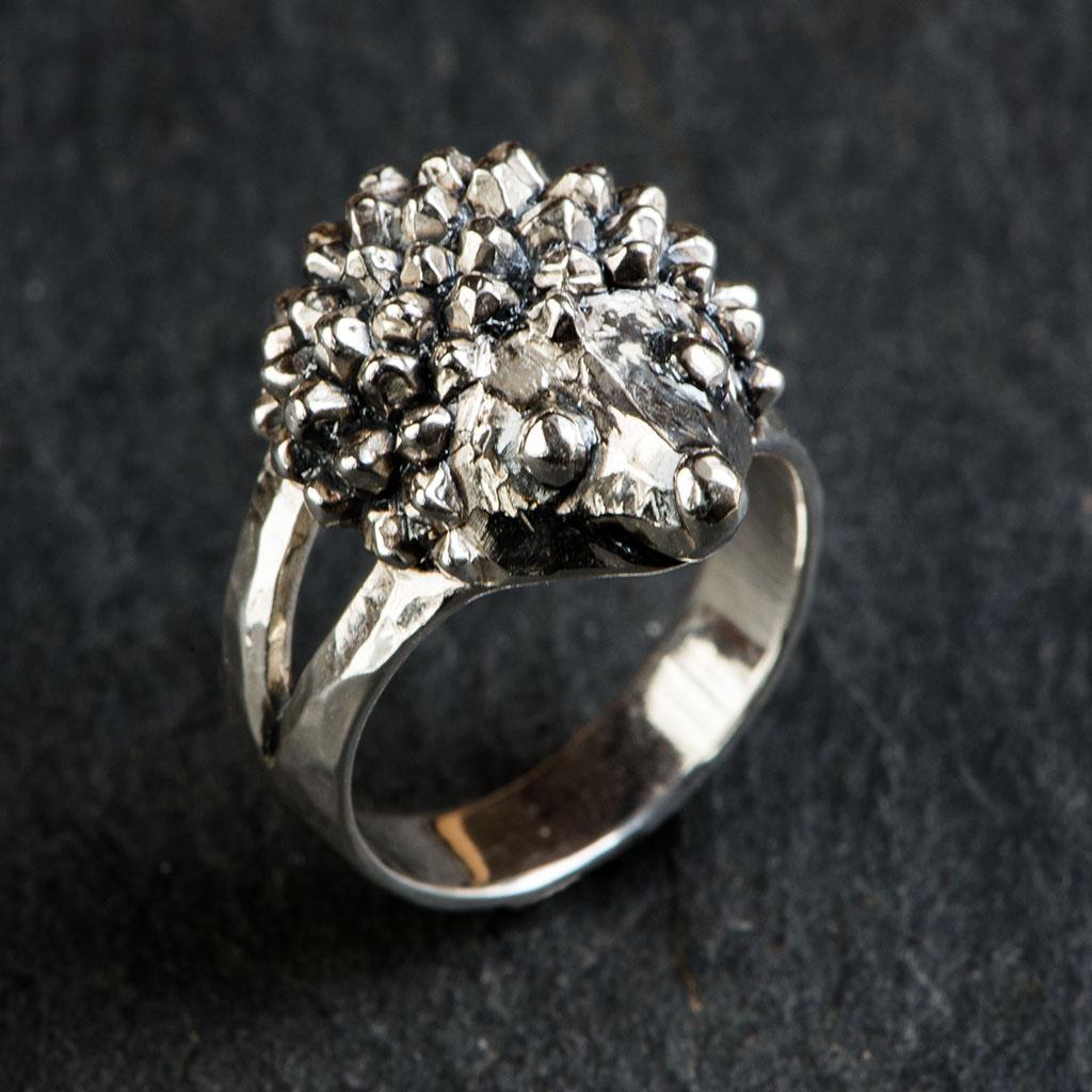 Pindsvine ring